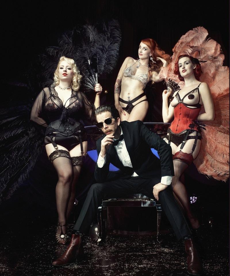 burlesque show prag