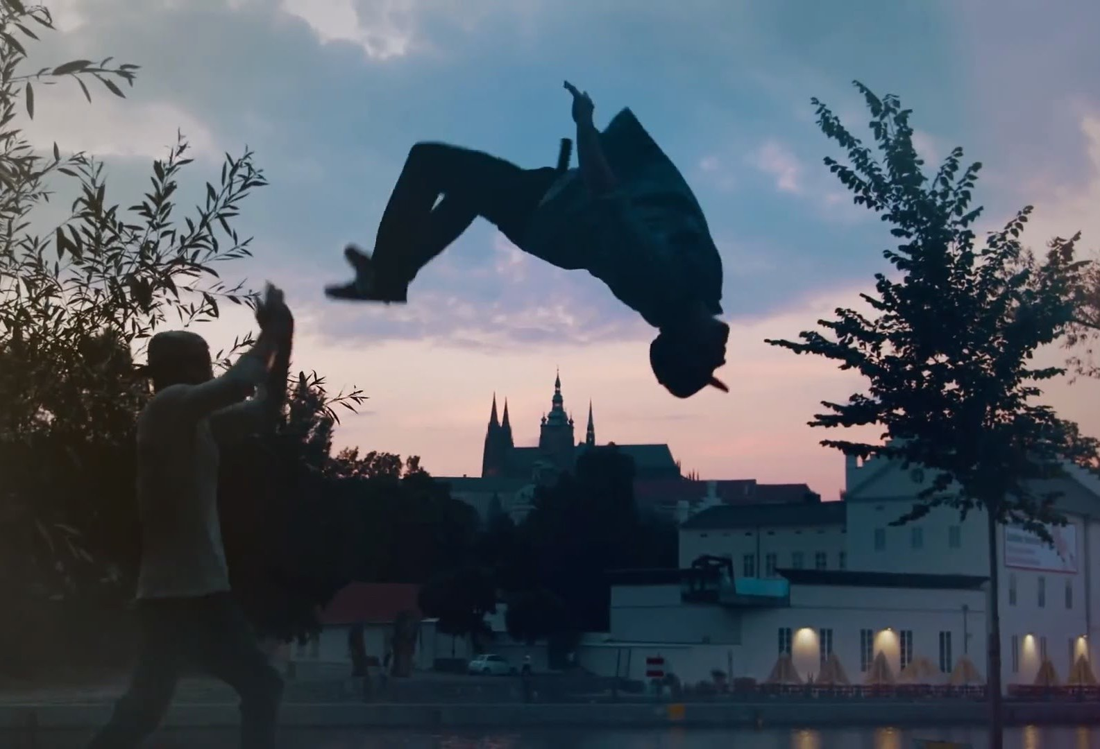 "Dance movie: ""Welcome to Prague!"" and travel videos"
