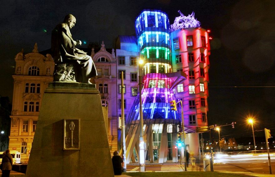 Prague Light Art Festival 13-16 October, 2016