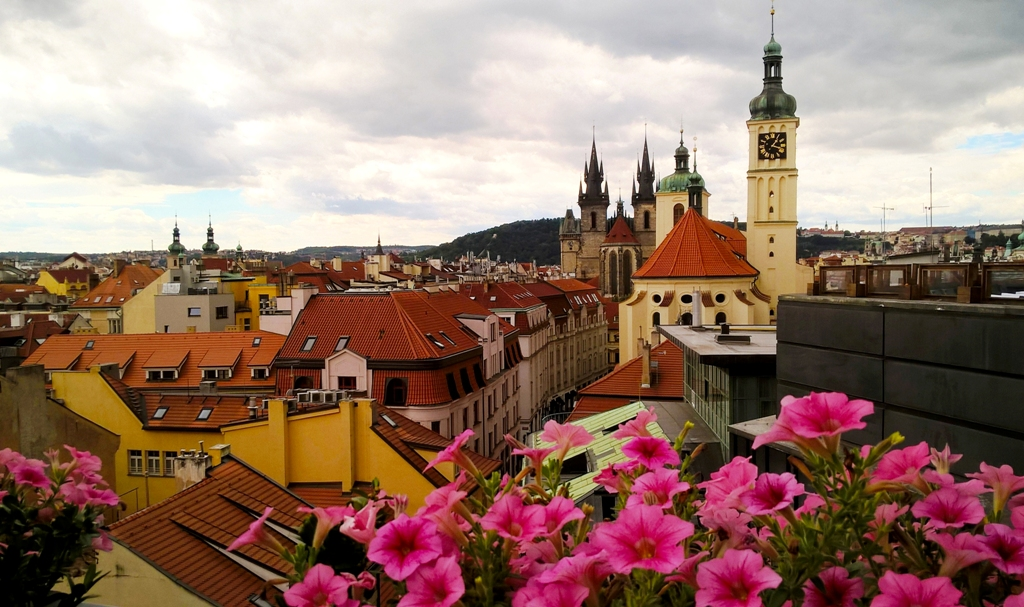 The 13 Best Rooftop Restaurants in Prague!