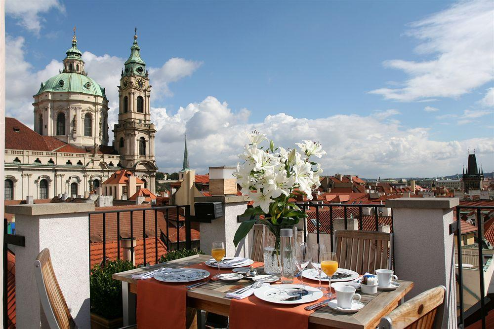The 13 best rooftop restaurants in prague 3 nights in for Terrace hotel breakfast