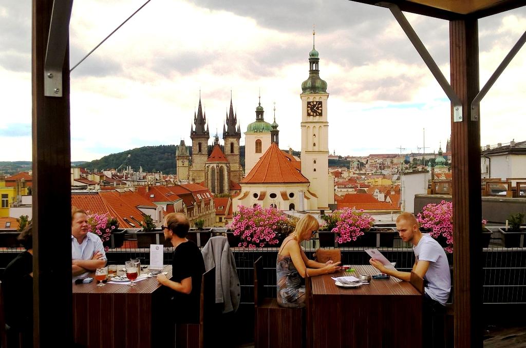 The 13 Best Rooftop Restaurants In Prague 3 Nights In