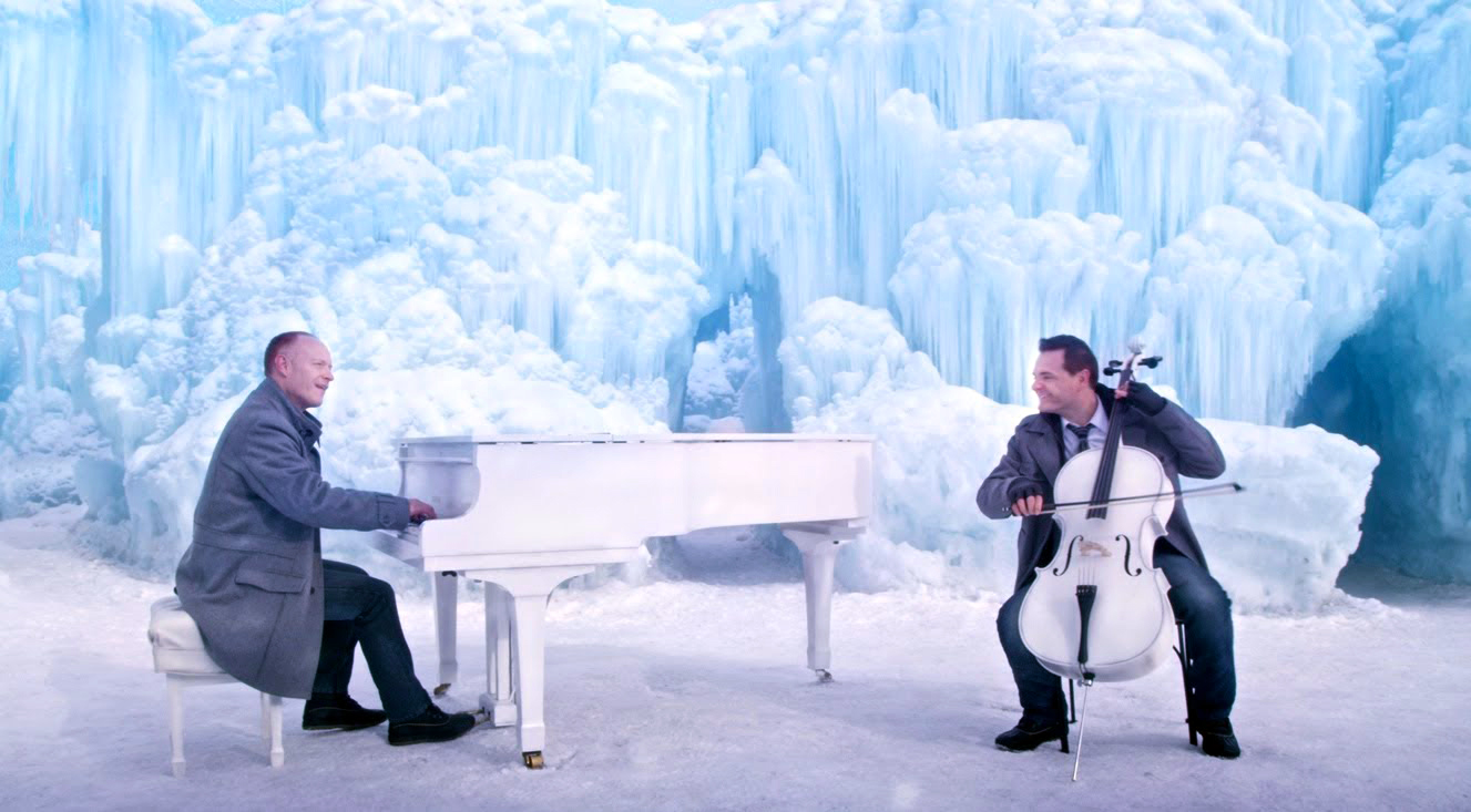 "The Vivaldi´s ""Winter"" impressively performed by The Piano Guys!"