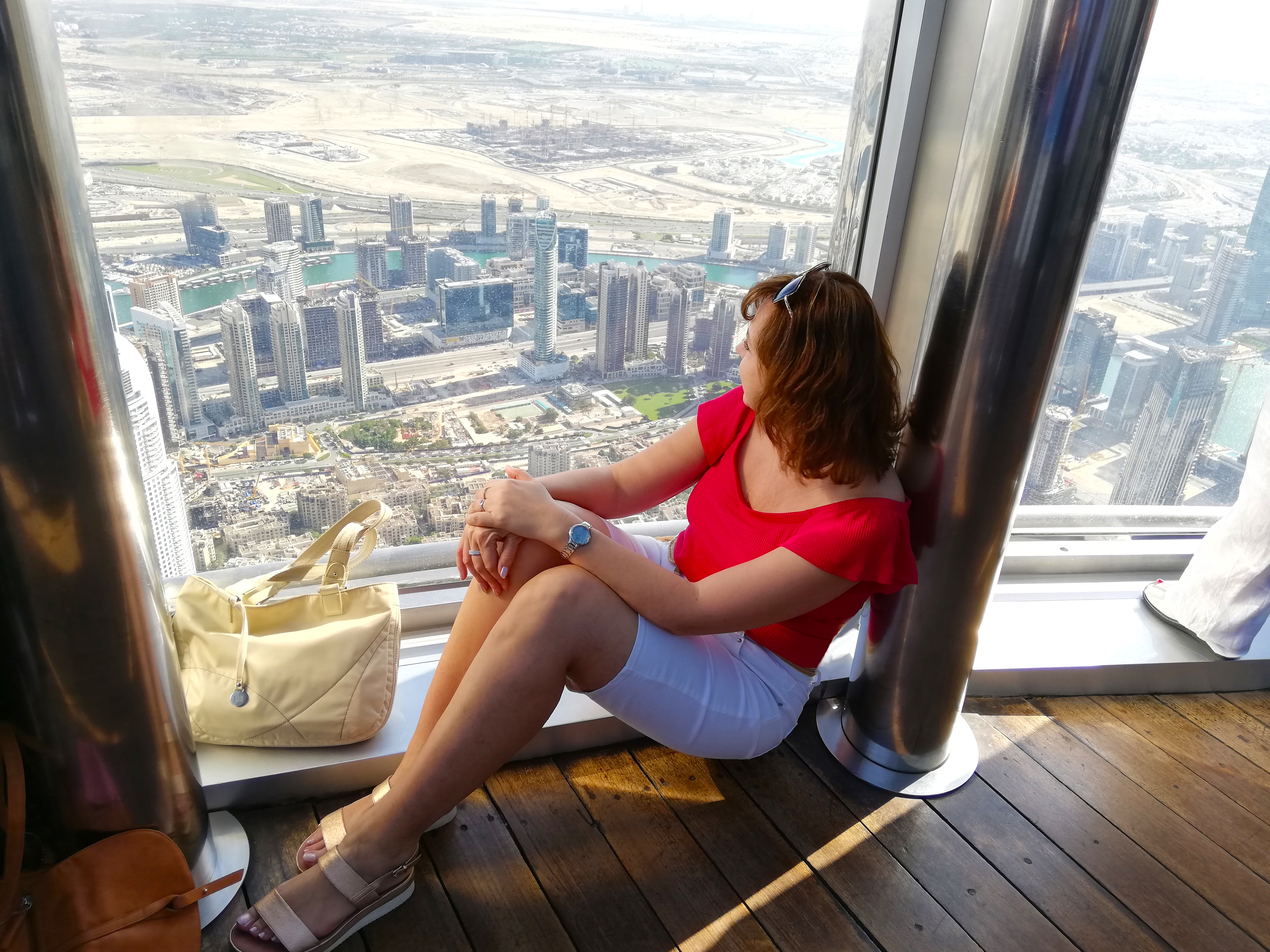 3 nights in Dubai: At the Top of Burj Khalifa
